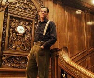 titanic, jack, and movie image