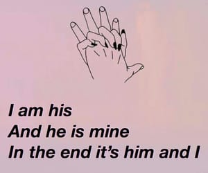 hands, him, and i image