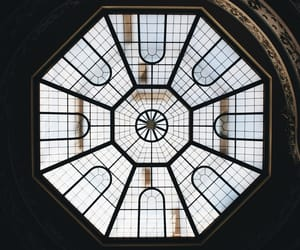 ceiling, italy, and look up image