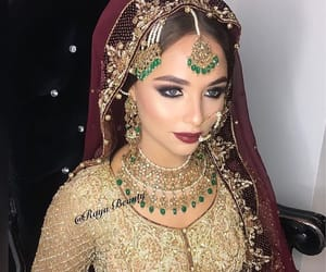 brides, jewellery, and jewels image