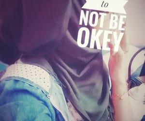 girl, hijab style, and جزائرية image