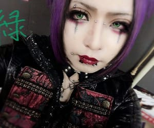 alternative, jrock, and piercing image