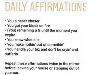 affirmation, girls, and ha! image