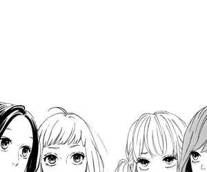 manga, cute, and hirunaka no ryuusei image