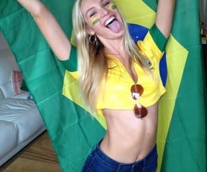 candice swanepoel, brazil, and Victoria's Secret image