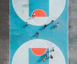 Basketball, sports, and colored image