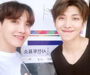 rm, j-hope, and bts image