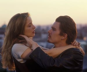 before sunrise and love image
