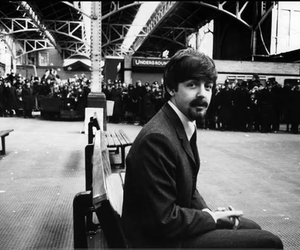 Paul McCartney, the beatles, and a hard day's night image