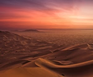 africa, colors, and desert image