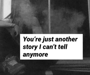 alone, sad, and tumblr image