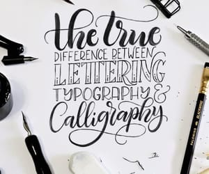 beautiful, lettering, and topography image