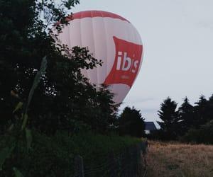 adventure, hot air balloon, and bucket list image