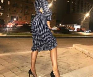 city, dress, and fashion image