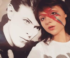 bowie, me, and Ziggy Stardust image