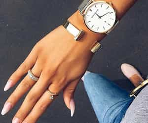 accessory, fashion, and nails image