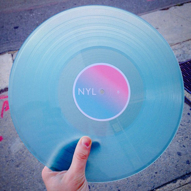 blue, tumblr, and vinyl image