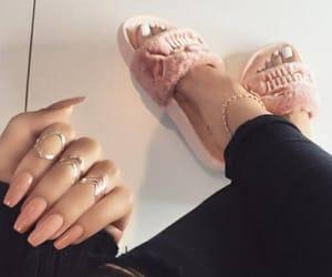 ballerina, nails, and pretty image