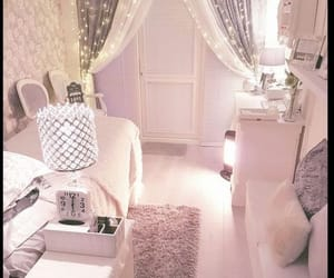 bedroom, room decoration, and decor image