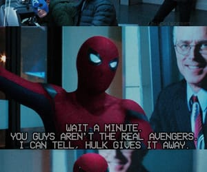 Avengers, background, and funny image