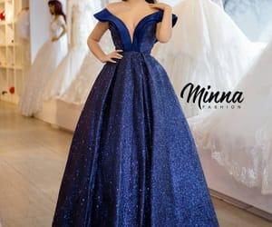 dress, graduation, and moda image