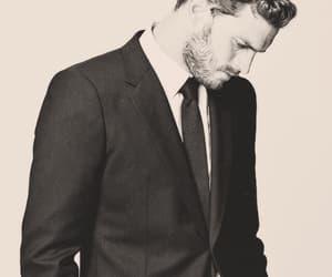 celebrities, Jamie Dornan, and handsome image