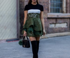 bold, fashion week, and nyc image