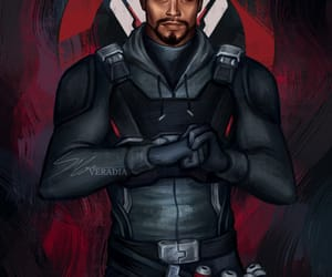 reaper, gabriel reyes, and overwatch image