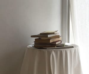 book, interior, and minimal image