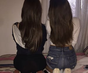 brasil, hair, and amigas  image