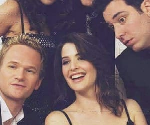 how i met your mother, himym, and ted mosby image