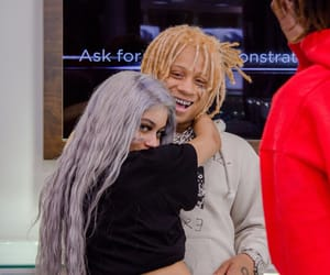 couple, goals, and trippieredd image