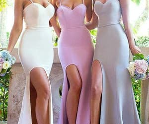 bridesmaid dress image