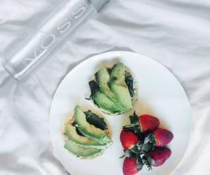 avocado, fitness, and health image