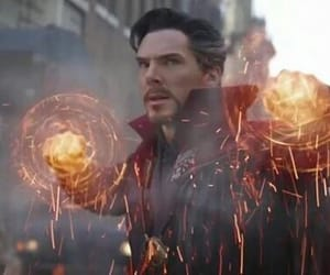 Marvel and doctor strange image