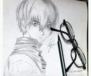 anime, photo, and رسمي image