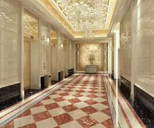 polished porcelain tiles image