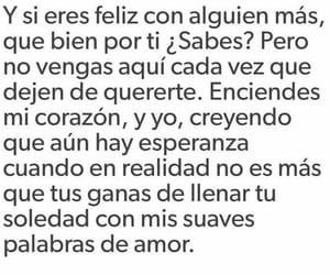 amor, feliz, and frases image
