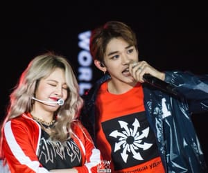 girls generation, johnny, and lucas image