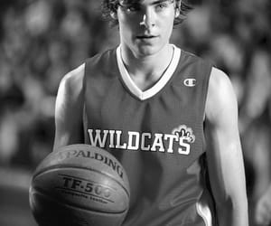 zac efron, troy bolton, and high school musical image