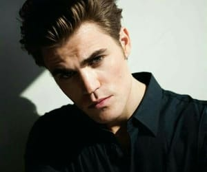paul wesley, tvd, and Hot image
