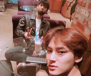 Seventeen, astro, and mingyu image
