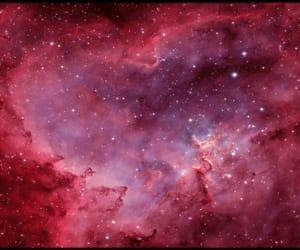 cluster, galaxy, and nebula image