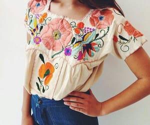 méxico, estilo, and ropa image