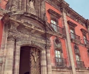 calles and méxico image