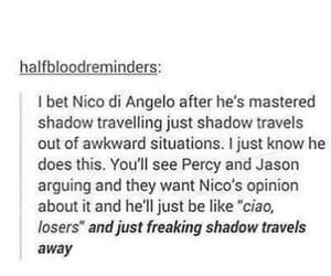 percy jackson and nico di angelo image