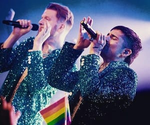 performance, mitch grassi, and ptx image