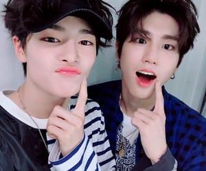kpop, jisung, and jeongin image