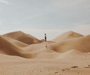 adventure, blue, and desert image