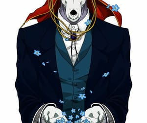 elias and the ancient magus bride image